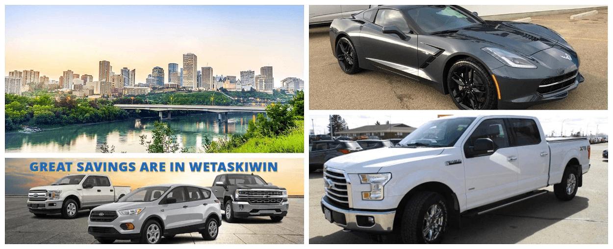 Largest Used Cars Dealership Near Edmonton