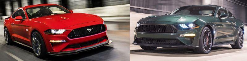 Ford-Mustang-Bullitt-vs-Ford-Mustang-GT-Premium